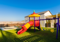 Hotel facilities : Kids Playground