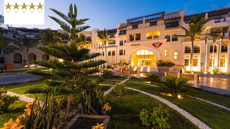 5 Sterne Resort in Hawana Salalah