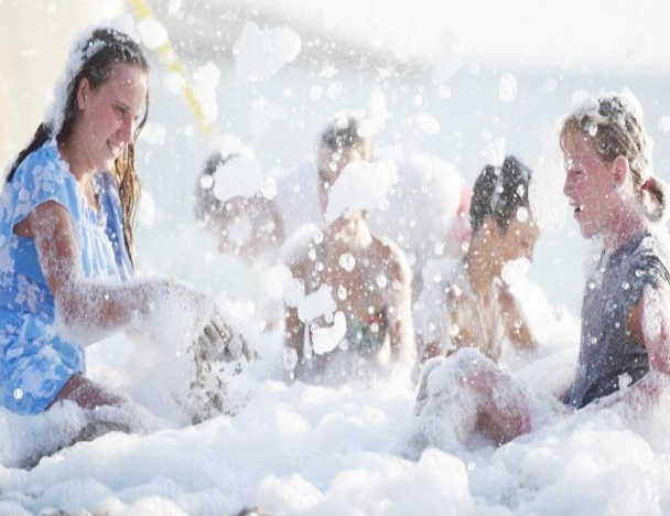 Foam Party @ Hawana salalah