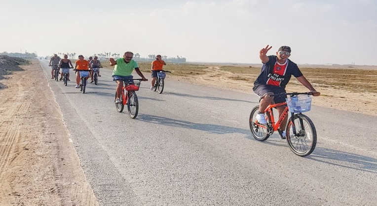 Bike Tour @ Hawana Salalah