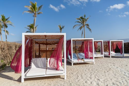 fanar private cabana premium beach